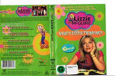 Lizzie McGuire:What's Lizzie Thinking-2001/2004-TV Series USA-5 Episodes-DVD