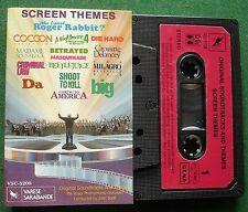 Screen Themes Soundtracks Royal Philharmonic Orc John Scott Cassette Tape TESTED