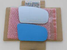 B671R CHEVY MALIBU OLDS CUTLASS Mirror Glass Passenger Side RH + FULL Adhesive