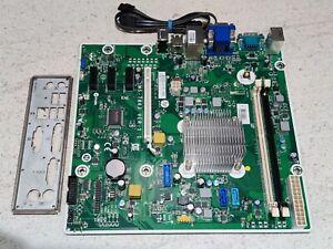 mATX Motherboard  CPU + Win 10 pro HP 729726-001 MS-7863 VER: 1.1 A4-5000