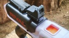 Blasters3D Micro Red Dot Sight Mark II (PE+) for Nerf, Rival, or Picatinny Rail