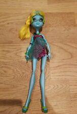 Muñeca Monster High-Lagoona Blue - 13 Wishes