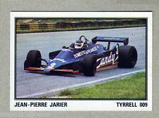 F1 GRAND PRIX - Panini 1980 - Figurina-Sticker n. 45 - J.P.JARIER TYRRELL -New