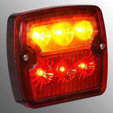 LED Rückleuchte Stapler Anhänger Traktor Landmaschine 12V 24V 3 Funktionen NEU