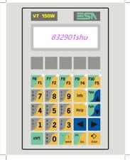 NEW For CANNON ESA VT 150W VT150W00000 Membrane Keypad Film free ship S8uhHh