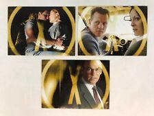 THE X-FILES SEASON 9 Inkworks 2003 Complete BOX LOADER Chase Card Set (BL1-BL3)