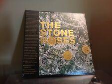 Stone Roses S/T Sealed 2Lp Reissue Lemon Yellow Vinyl Modern Classics Limited