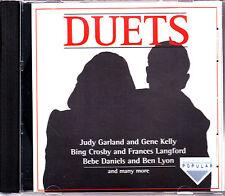 Duets - Judy Garland & Gene Kelly, Bing Crosby & F Langford, Daniels & Lyon +++