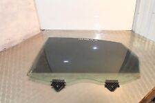 2008 AUDI A8 D3 N/S/R PASSENGER SIDE REAR DOOR WINDOW GLASS 43R-000366 (D3)