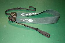 Tragegurt Canon (EOS) für analoge Kameras von Canon (grün)