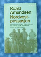 Roald Amundsen | Nordvestpassasjen | Gjoa Expedition 1903-1907 | Buch |