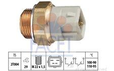 FACET Interruptor de temperatura, ventilador del radiador FORD ESCORT 7.5624