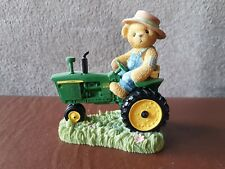 More details for cherished teddies 811734 chuck - you've always been a deere friend - boxed