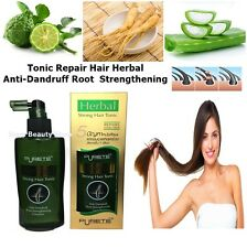 Purete Herbal Strong Hair Tonic Herbal Anti Loss Fast Re-growth Reduce dandruff