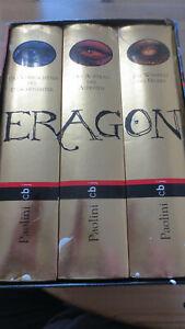 Eragon Bücher Gold Triologie - Hardcover Special Edition (Christopher Paolini)