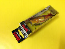 NIB Rapala Skitter Pop SP-9 JP, Jungle Perch Color Lure, Limited Edition.