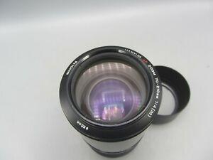 Minolta AF Zoom 70-210mm F4 Minolta Maxxum/Sony Alpha Lens For SLR Cameras