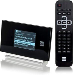 Dual IR3 A Internetradio Radio Adapter DAB+ UKW Bluetooth Fernbedienung Spotify