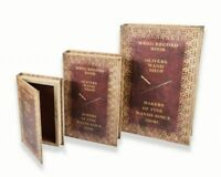OLIVERS WAND SHOP Book Storage Box Olivanders Harry Potter - Choose Your Size