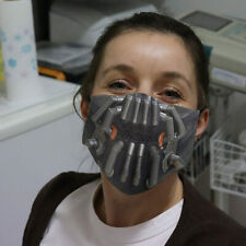 BANE FACE MASK Reusable Face Mask Cloth Cotton Face Mask 3D Printed