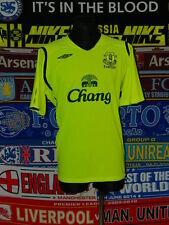 5/5 Everton adults XXL 2008 third football shirt jersey trikot