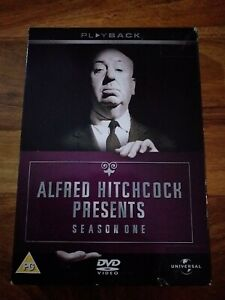 Alfred Hitchcock Presents: The Complete Season One DVD