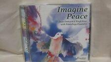 Imagine Peace Dean Evenson & Singh Kaur Soundings Of The Planet           cd1601