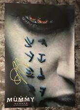 GFA The Mummy * SOFIA BOUTELLA * Signed Autograph 10x15 Photo Poster MH2 COA
