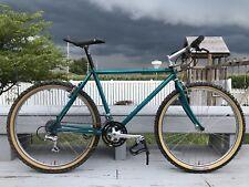 Vintage Steve Potts Handmade Steel Mountain Bike