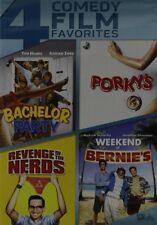 Bachelor Party / Porky S / Revenge of the Nerds [New DVD] Widescreen