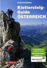 Klettersteig-Guide Österreich von Csaba Szépfalusi (2015, Taschenbuch)