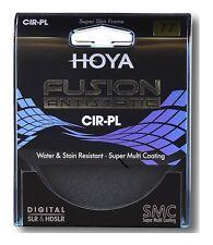 Hoya 82mm Fusion Antistatic Circular Polarizing Filter, London