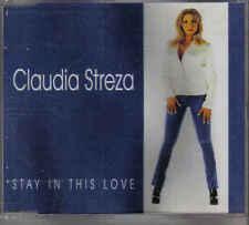 Claudia Streza-Stay In This Love cd maxi single