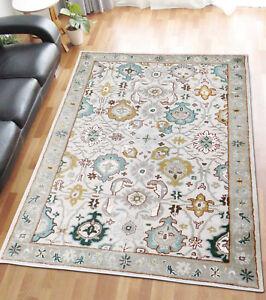 Ballard Diana Oriental Parsian Style Tufted Handmade Woolen Rugs & Carpet