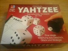 MB Yahtzee Board & Traditional Games