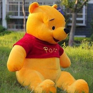 New Plush Winnie Pooh Bear Doll Toy 60cm / 23''