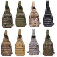Military Tactical Outdoor Shoulder Backpack Travel Camping Hiking climbing Bags