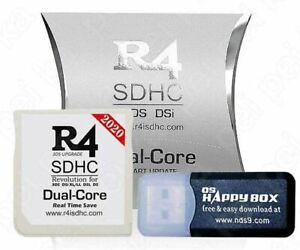 R4 Revolution 2020 Dual Core Cartridge Card & SD Dongle