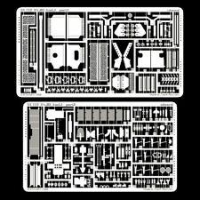 EDUARD 35712 1/35 PE DETAIL SET for DRAGON or REVELL PANZER Pz.Kpfw.III Ausf.J