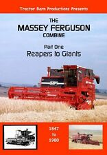 Massey Ferguson Combines: Part. 1: Reapers to Giants 1847 - 1980 DVD NEW