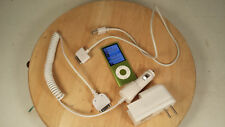 ipod nano 4th generation 8GB + Over 350 songs w/ car/wall & PC connector