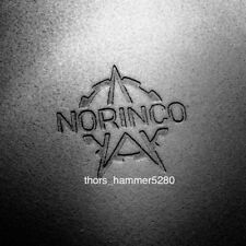 Etching Stencil - Norinco Receiver Mark - Chinese 7.62x39 5.56x45 Easy Diy