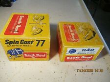 2 South Bend Reels in correct boxes