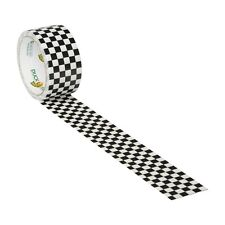 Checker Pattern Duck brand Duct Tape 1.88 inch x 10  yards