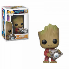 POP! Marvel - Guardians Of The Galaxy Vol.2 #280 Groot with Cybernetic Eye