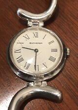 Vintage Bucherer 800 Silver Ladies Watch