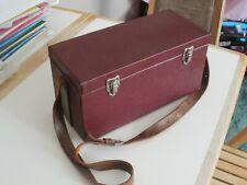 vintage camera case cheney clasps