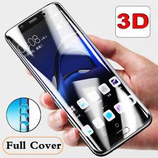 3D Curve Temper Glass Film Full Screen Protector for Huawei P10 Mate 10 Lite/Pro