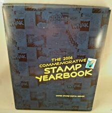 2006 Commemorative Stamp Yearbook, U.S.P.S. New, old stock, open package.
