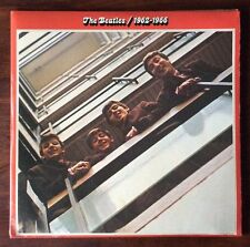 The Beatles/1962-1966 First Pressing & Demonstration Copy Very Rare